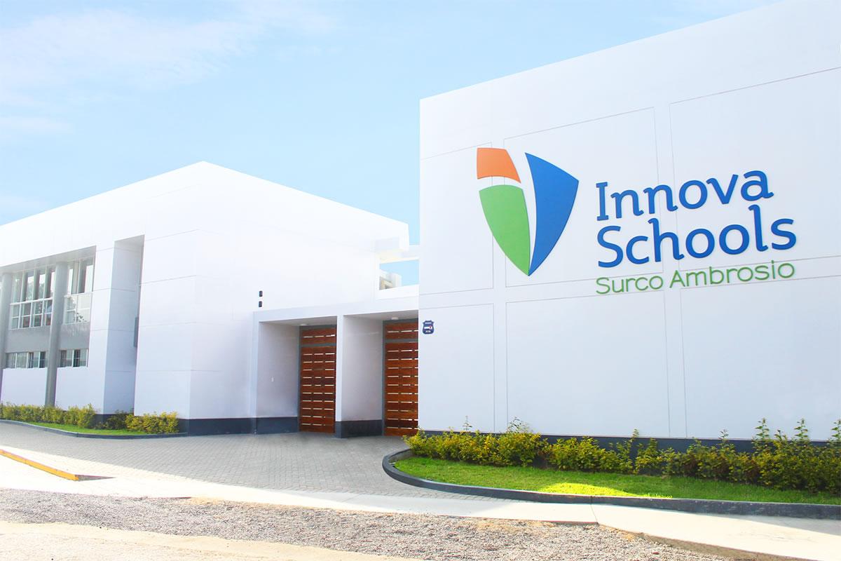 Innova Schools Sede Surco Ambrosio Lima