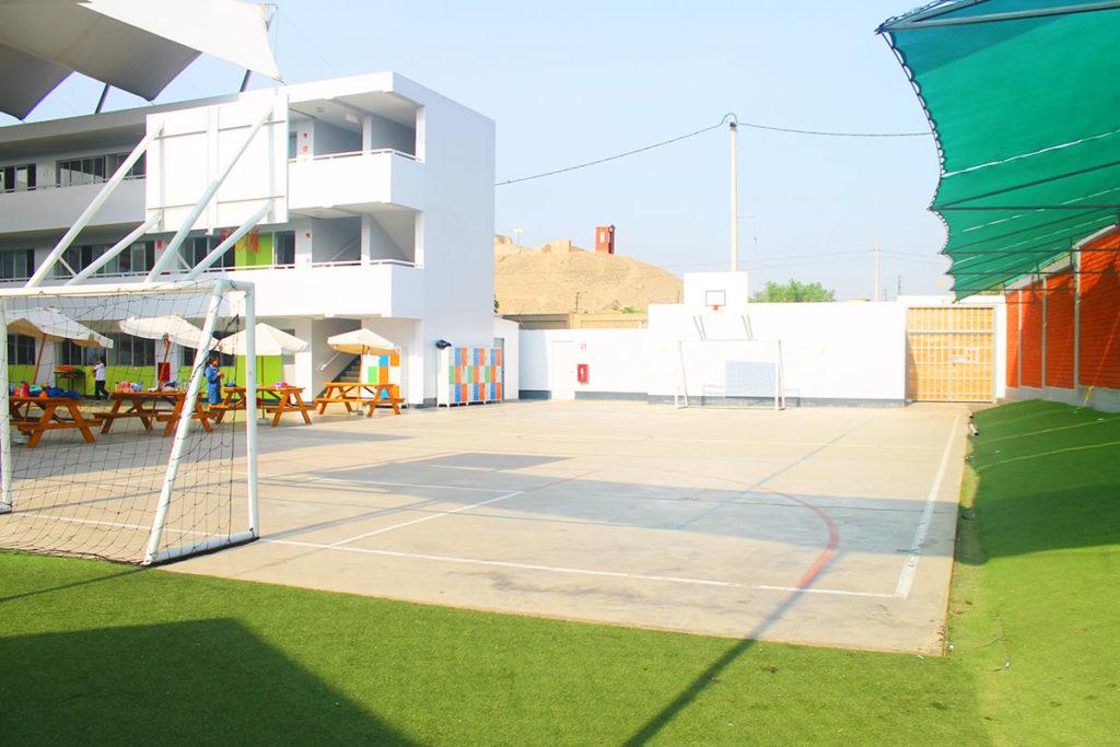 Innova Schools Sede Ate Puruchuco Lima