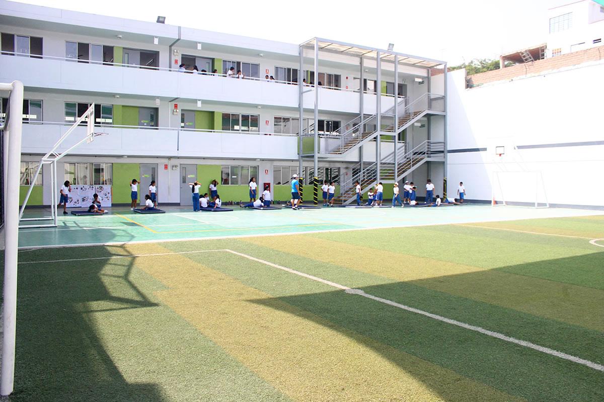 Innova Schools Sede Ate Vitarte Lima