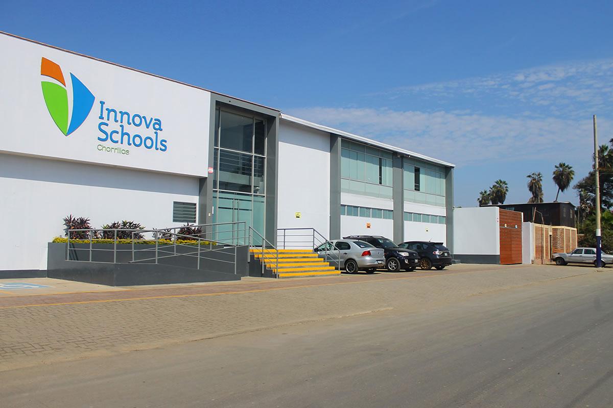 Innova Schools Sede Chorrillos Villa Lima