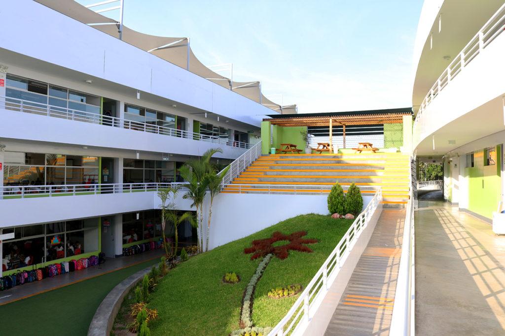 Innova Schools Sede Surco Faisanes Lima