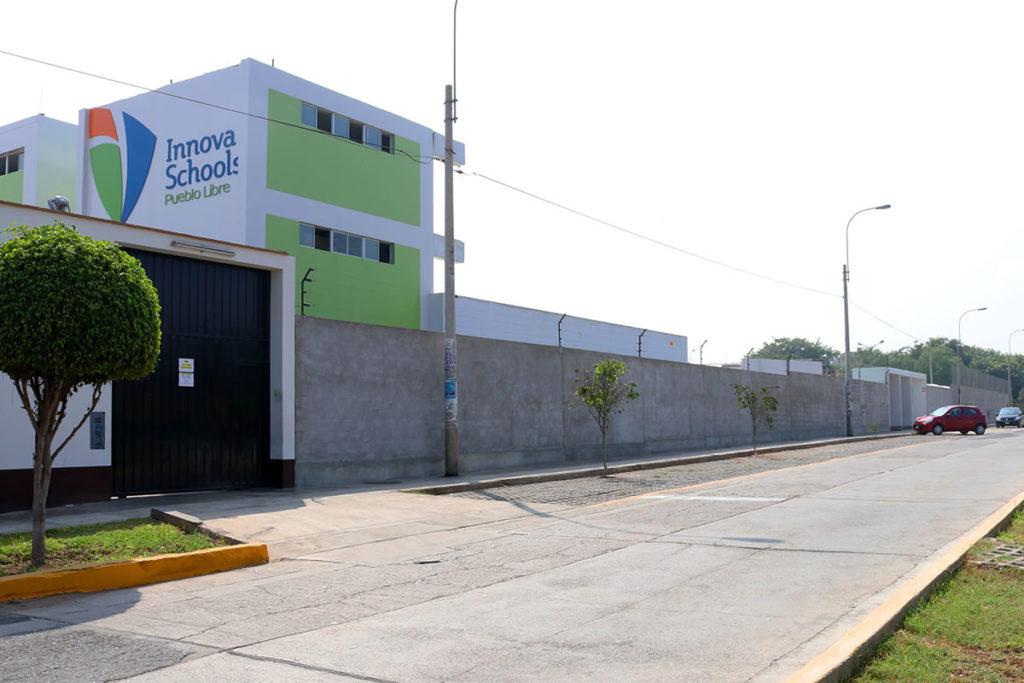 Innova Schools Sede Pueblo Libre Lima