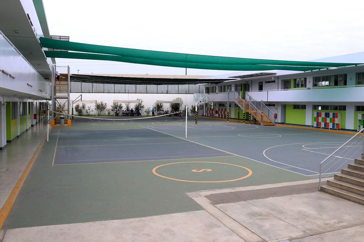Innova Schools Sede Rímac Santo Toribio Lima