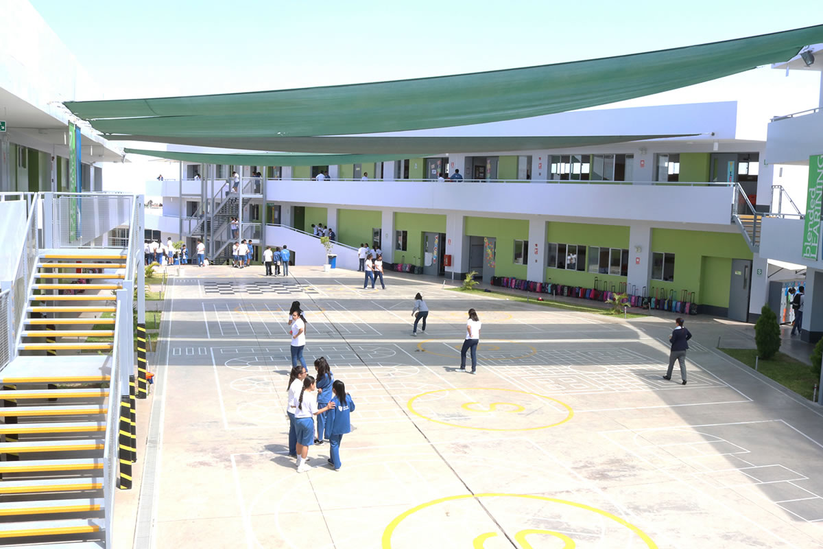 Innova Schools Sede Tacna Lima