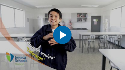 Testimonial padres de familia - Innova Schools Chiclayo