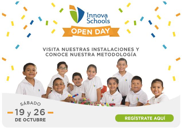 Open Day Octubre